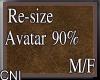 Re-Size Aatar 90%