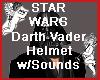 STAR WARS Vader Helmet
