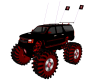 Monster truck sf blk red