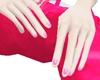 Pink Kawaii Nail Male