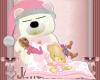 Kids Sleepy Cuddle Bear