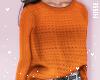 n| Fall Sweater Orange