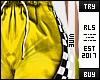 ♔ Yllw Racer Sweat RLS