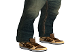 Braune Sneakers