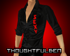 .TB. Red Sexy Shirt