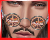 Demon-Hippy Glasses