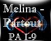 Melina Partout  PA 1-12