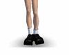 Basic Shoes with Socks