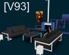 [V93] FIREPLACE+8POSES ™