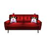 Christmas Santa Sofa