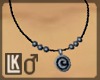 Silver Swirl Pendant (M)