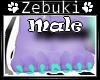 +Z+ Teshki Feline Paws M