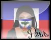 [P] F Haiti Anim Bandana