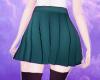 U.A. Skirt + Thigh Highs