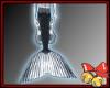 Ghost Merman Tail/Fins M
