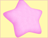 star pillow ★ babypink
