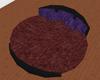 BubbleWrap Round Bed