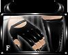 [uw] PVC gloves /w wrist