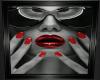 Lips Framed Pic
