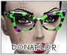 *Dona*Zombie Glasses