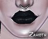 Black HD Lips