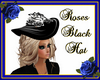 Roses Black Hat