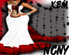 NCNY*WH/RED|LACE|WED XBM