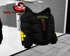 Chrome Puff Coat
