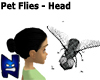 (N) Pet Flies - Head