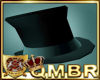 QMBR Legba Top Hat Teal