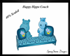 Happy Hippo Couch 40%