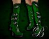 [B]argus boots emerald