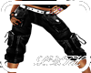 cool pants Black
