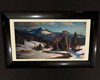 Passion Pines Framed Art