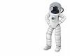 Apple Astronaut Suit