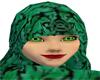 Greenman Robe