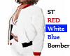 ST USA Bomber Jacket WH