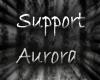 Support Aurora Sticker