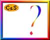 C&S Rainbow QM Sign