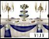Royal Blue Buffet REQ.