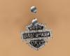 HD Emblem Belly Ring