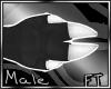 (M)Wht Equine Hands[FT]