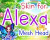 🦋 Kids Alexa Skin