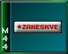 [M44] ZaneSkye Sticker