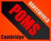 Cambridge Academy Poms