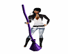 ~KJ~ Purple Magic Broom