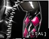 {STAL} Creeps Dmnd Pink