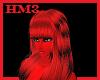 Blood Red Hair