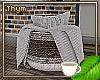 NL Woven Pillow Basket