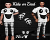 ~H~Ghost PJ Kid and Dad
